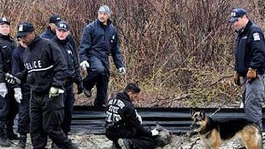 La policía intensifica la búsqueda del asesino de Long Island. Foto: EFE.