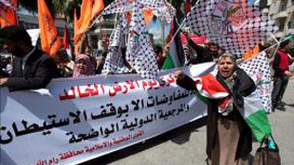 Israel se ha quedado con dinero palestino. Foto: EFE.