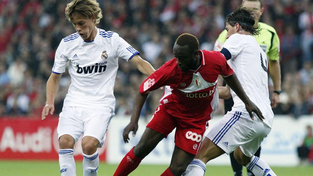 Florentino quiere 15 españoles en el equipo