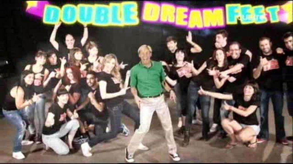 Double Dream Feet, el baile más tontaco
