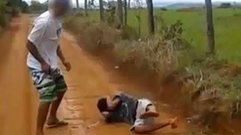 adolescente asesinado,narcotraficantes en Brasil,Marcos Vinícius Monteiro Caixeta,Goiás
