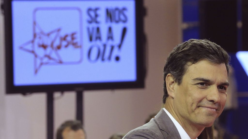Pedro Sánchez en la Conferencia Municipal socialista