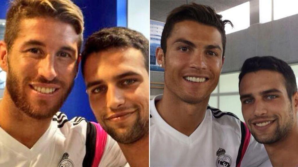 """""""Con el mejor central del mundo"""", así describe a Sergio Ramos"""