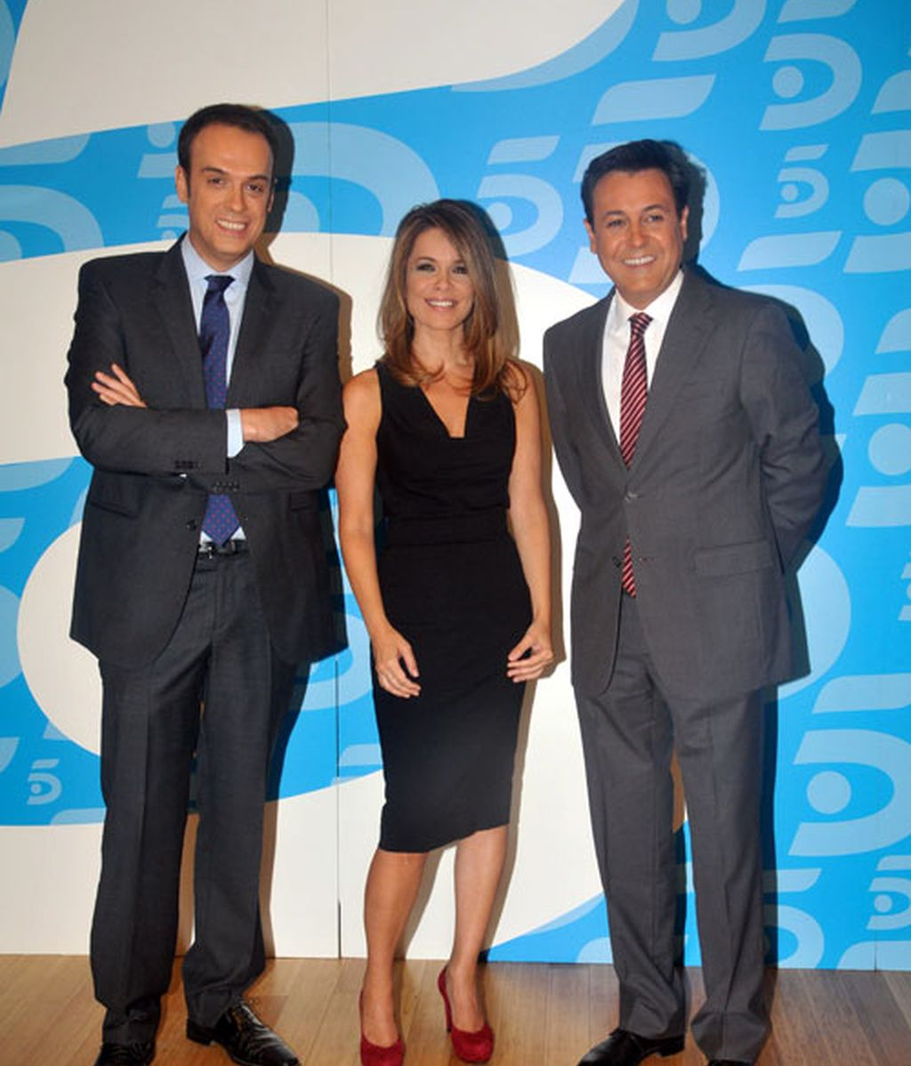 Arranca la nueva temporada de Informativos Telecinco