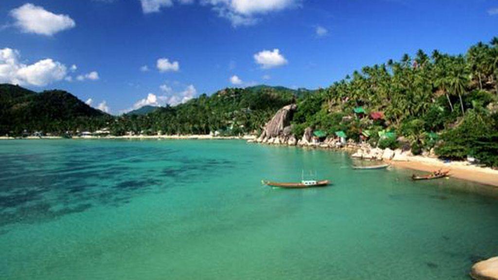 Isla Ko Tao, Tailandia