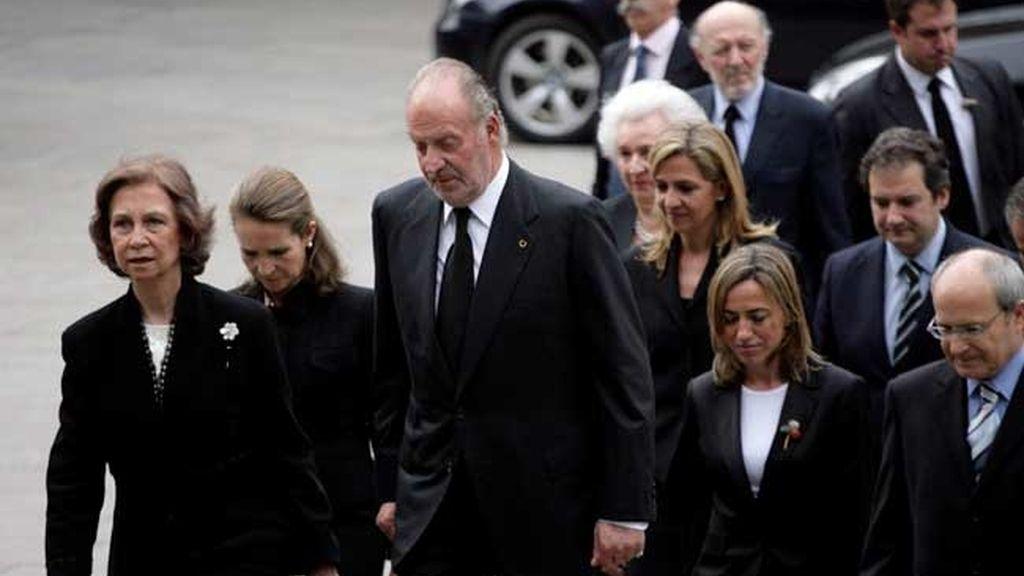 Último adiós al padre del olimpismo moderno