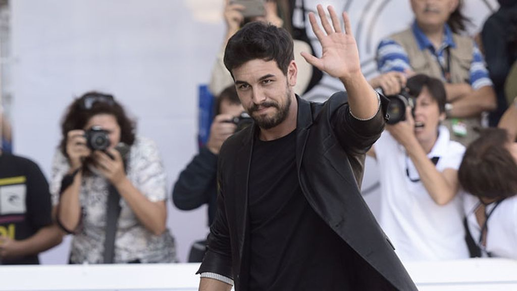 Raphael, Carmen Machi o Benicio del Toro, también aclamados por el público