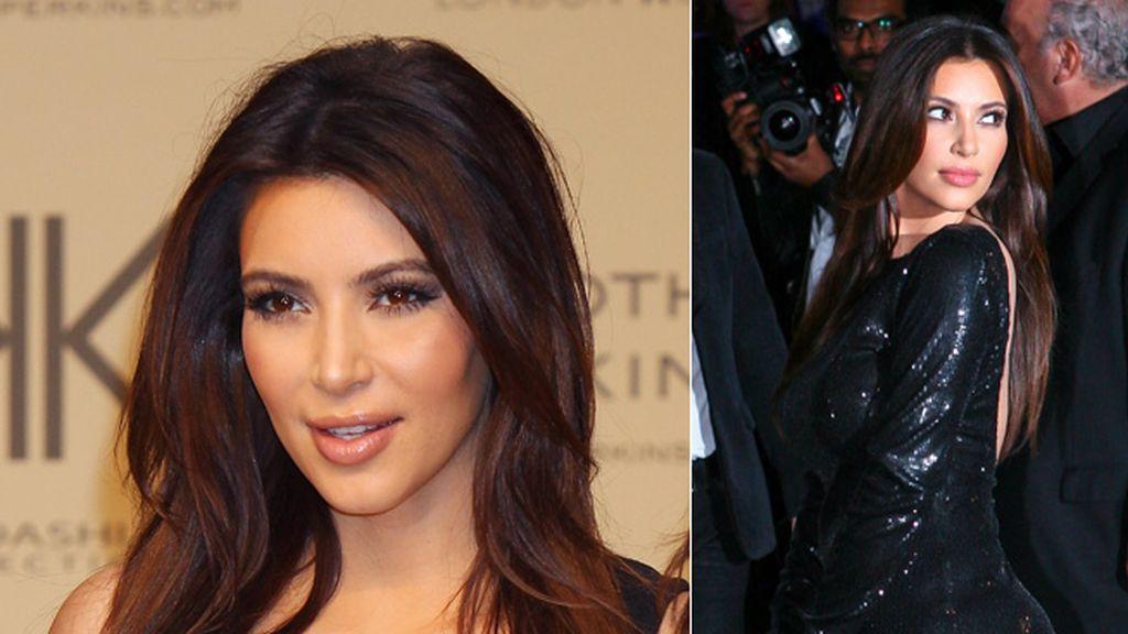 La celebritie estadounidense, novia de Kanye West, convence y se queda con el octavo puesto