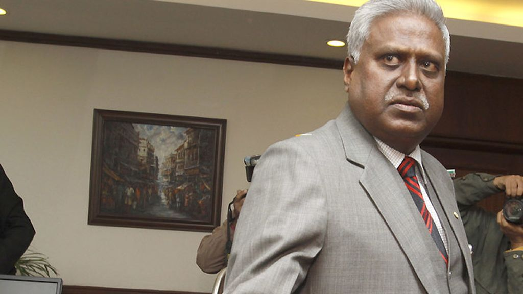 Ranjit Sinha,jefe investigación