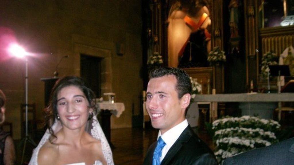 La boda de Mario y Vanesa
