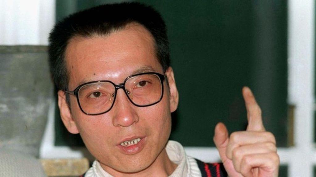 El disidente chino Liu Xiaobo