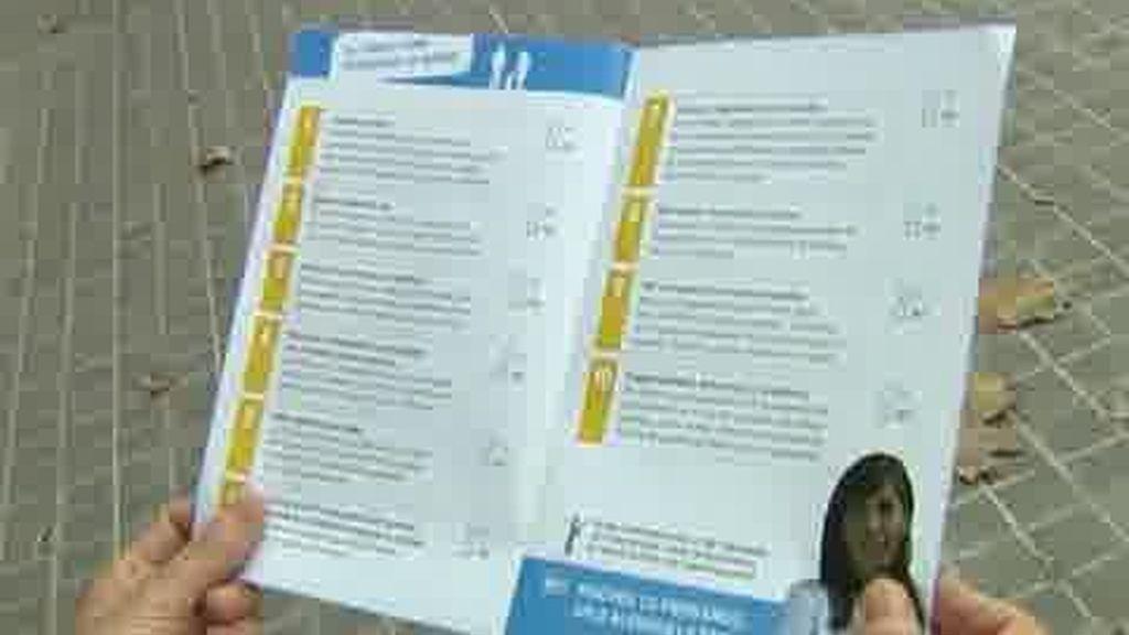 La inmigración centra la campaña del PP en Cataluña