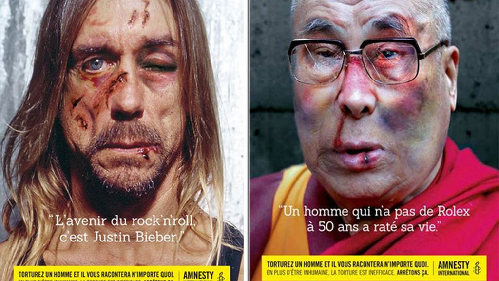 Campaña internacional de Amnistía Internacional