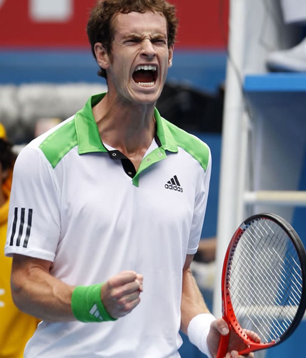 Murray, en semifinales