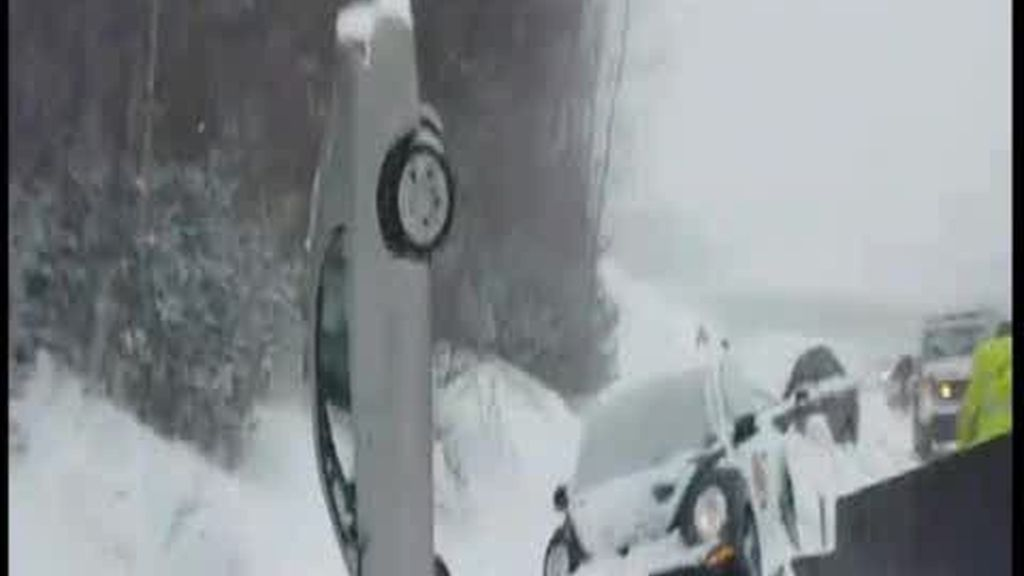 Una tormenta invernal paraliza a Estados Unidos