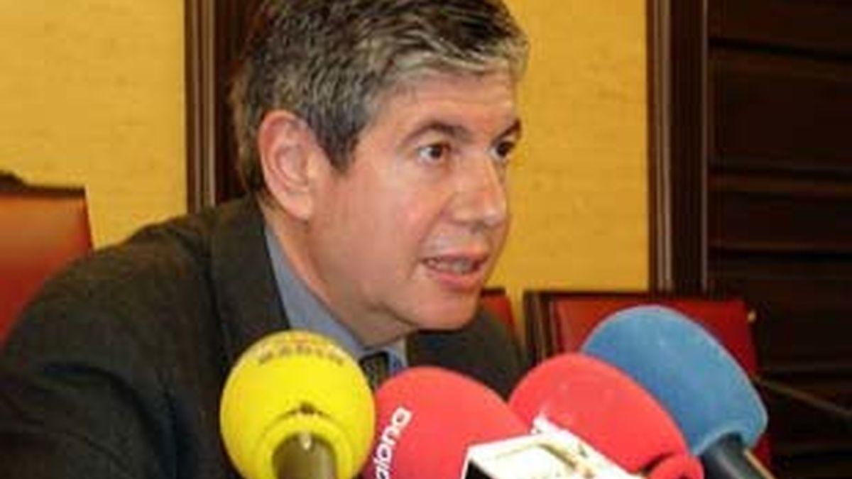 Imagen de archivo del alcalde de Santa Coloma, ahora detenido, Bartomeu Muñoz.