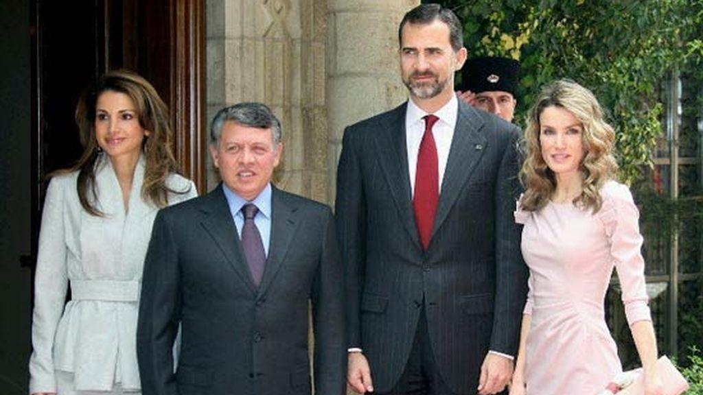 La imagen de Rania ha publicado en Twitter