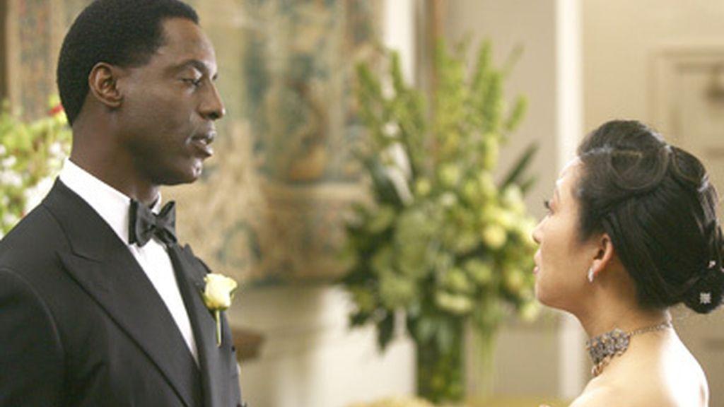 Burke y Cristina, la boda fallida