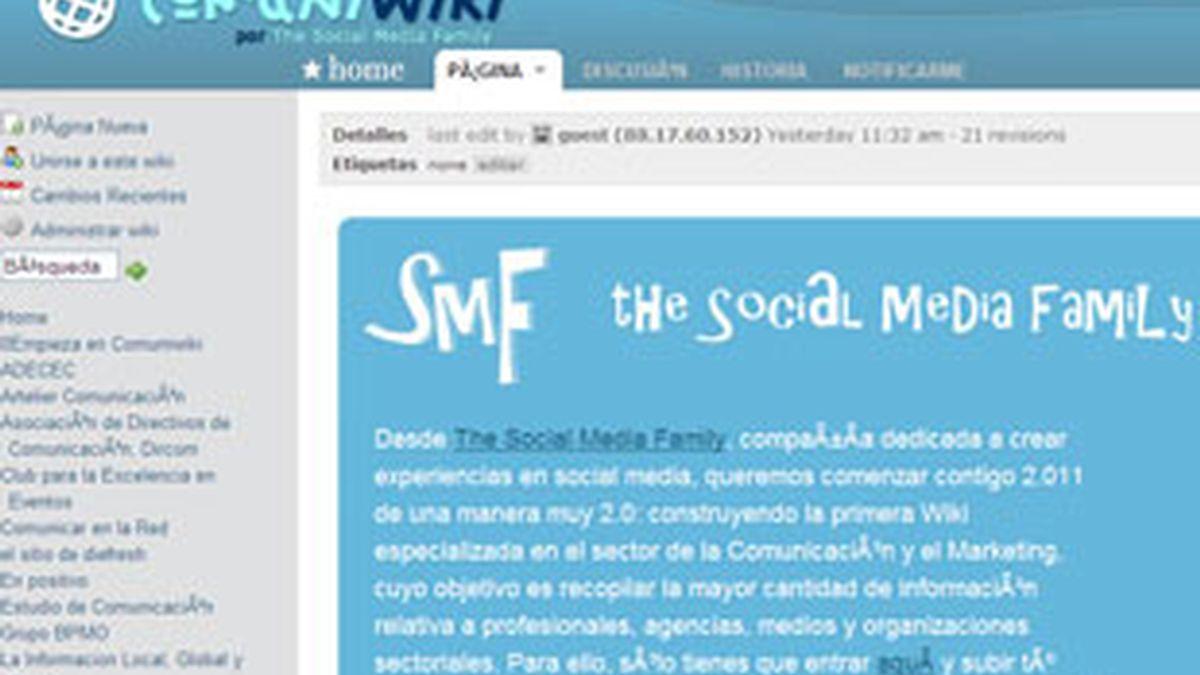 """""""Comuniwiki"""" recopila todo lo relacionado con la comunicación y el marketing."""