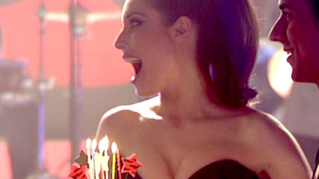 El cumpleaños sorpresa de Pilar