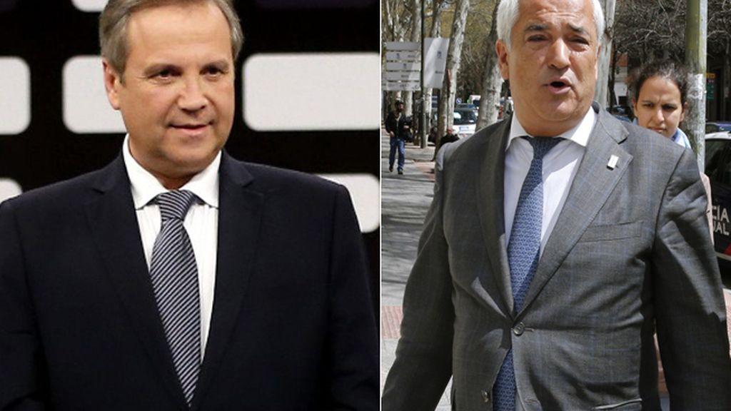 """La conversación entre Pineda y Antonio Carmona contra """"la titiritera"""" Celia Mayer"""