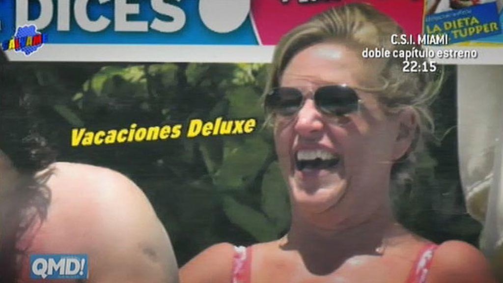 El matriomonio disfrutaba de unas vacaciones en Lanzarote
