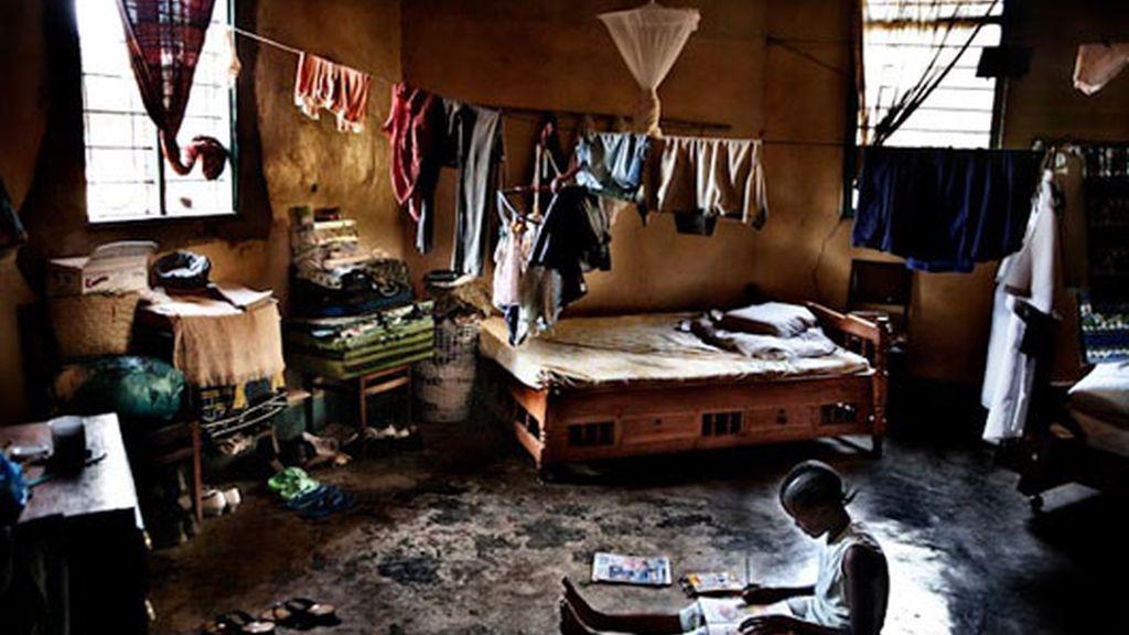 un hogar en tanzania