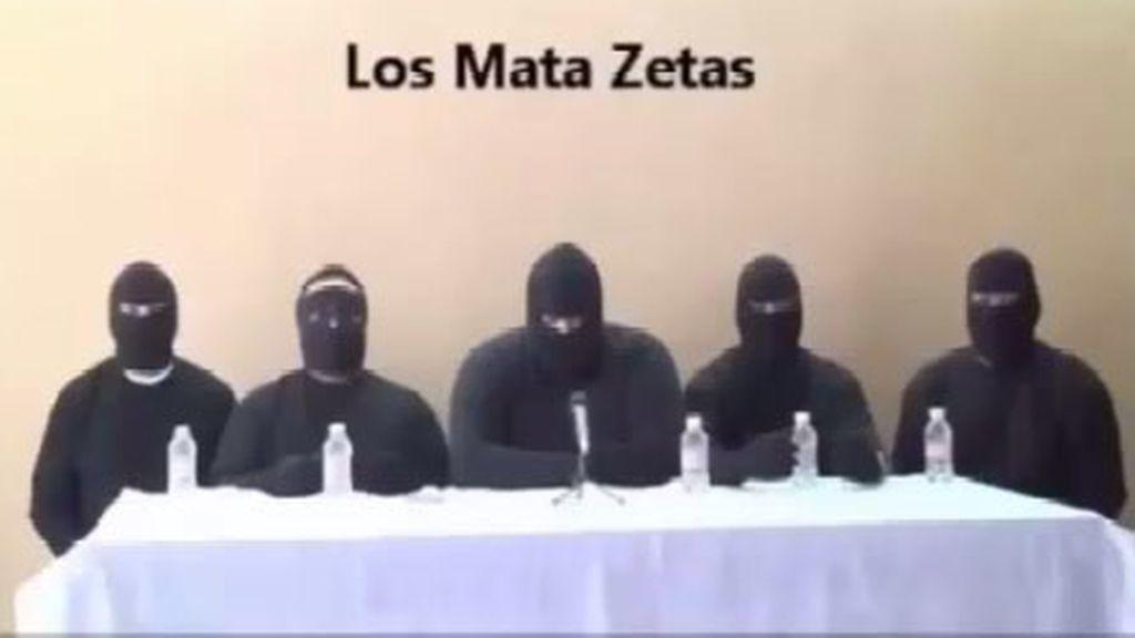 Los Mata Zetas reivindican la matanza de Veracruz