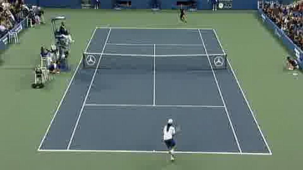 Nadal, en semifinales del US OPEN