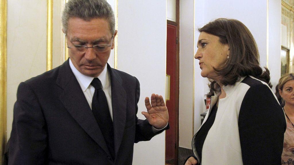 PP, PSOE, CIU, PNV, IU y UPN llegan a un acuerdo para la renovación del CGPJ