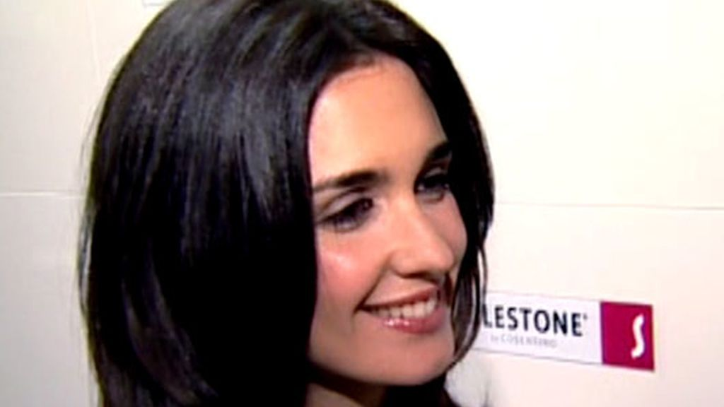 Paz Vega, imagen de 'Silestone'