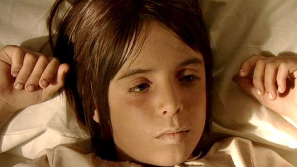 El hijo de Elena, a punto de morir