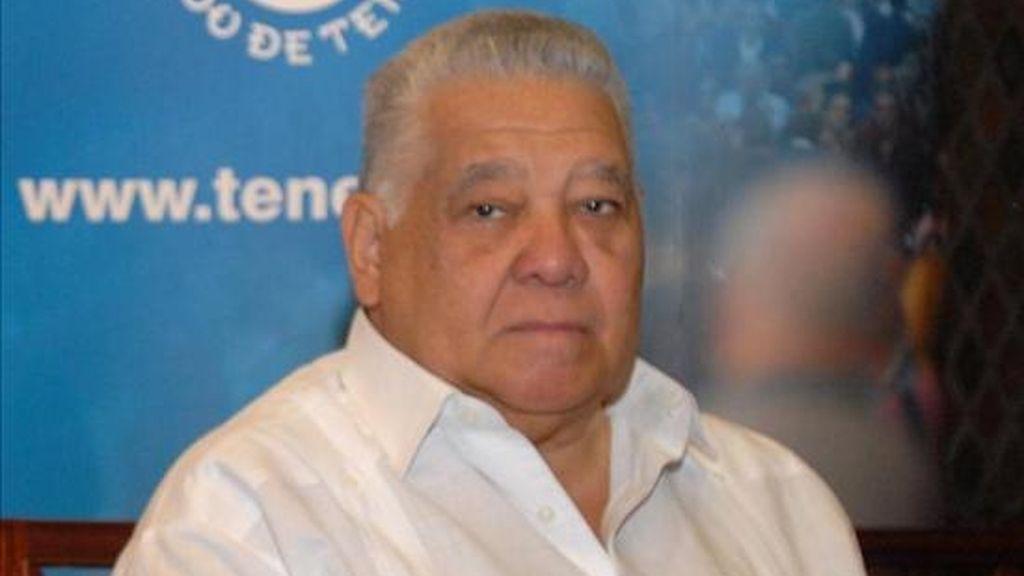 Arístides Medina Rubio, de 72 años, es licenciado en Historia y Letras y profesor universitario, y ha desempeñados diversos cargos en la administración universitaria y de bibliotecas. EFE/Archivo