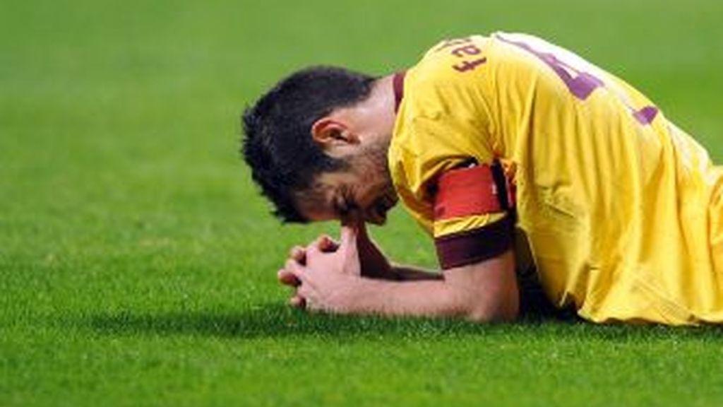 Cesc quiere jugar en el Camp Nou. GTRES