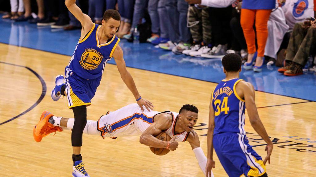 Los Warriors de Curry, contra las cuerdas (25/05/2016)