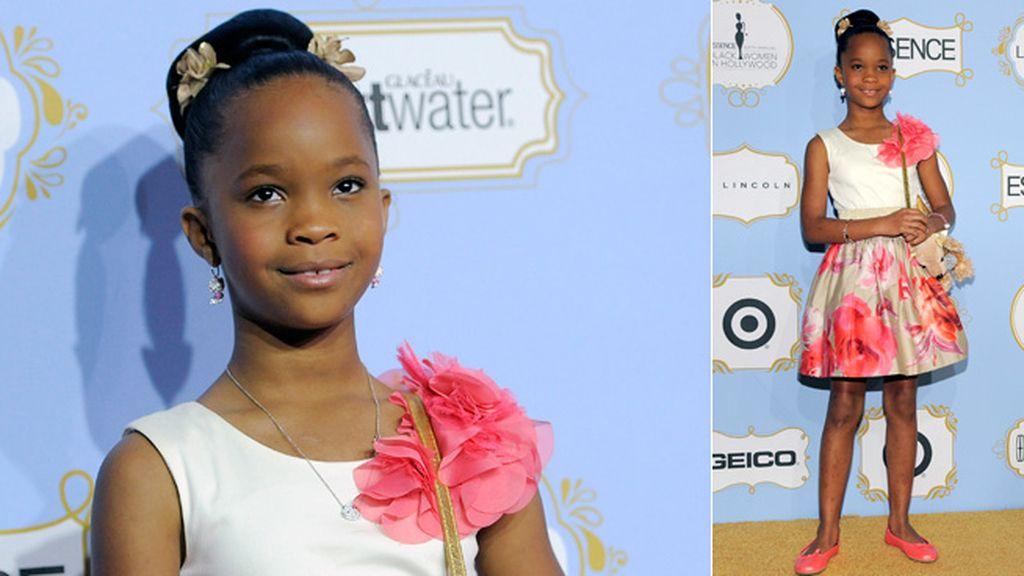 Esta niña, de nombre impronunciable, podría desbancar a Naomi Watts en la lucha por el Óscar