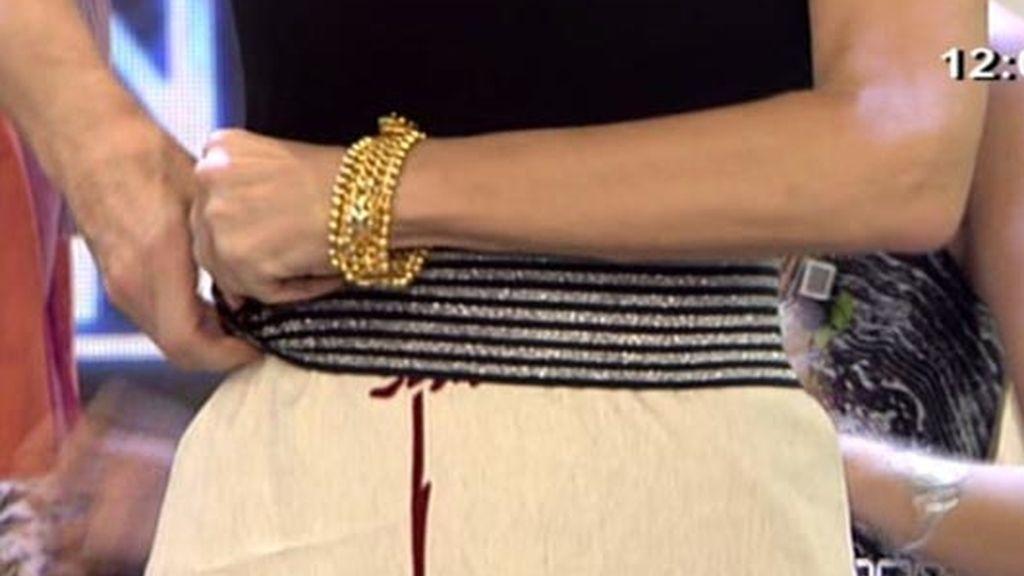 Ana Toro presenta su colección