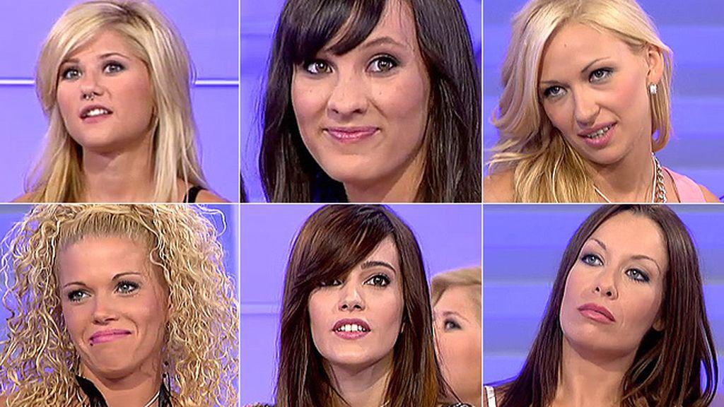 Las chicas también eligen a sus candidatos al trono