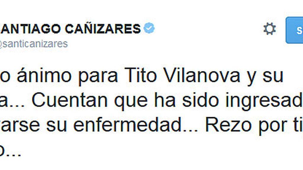 Cañizares Tito Vilanova