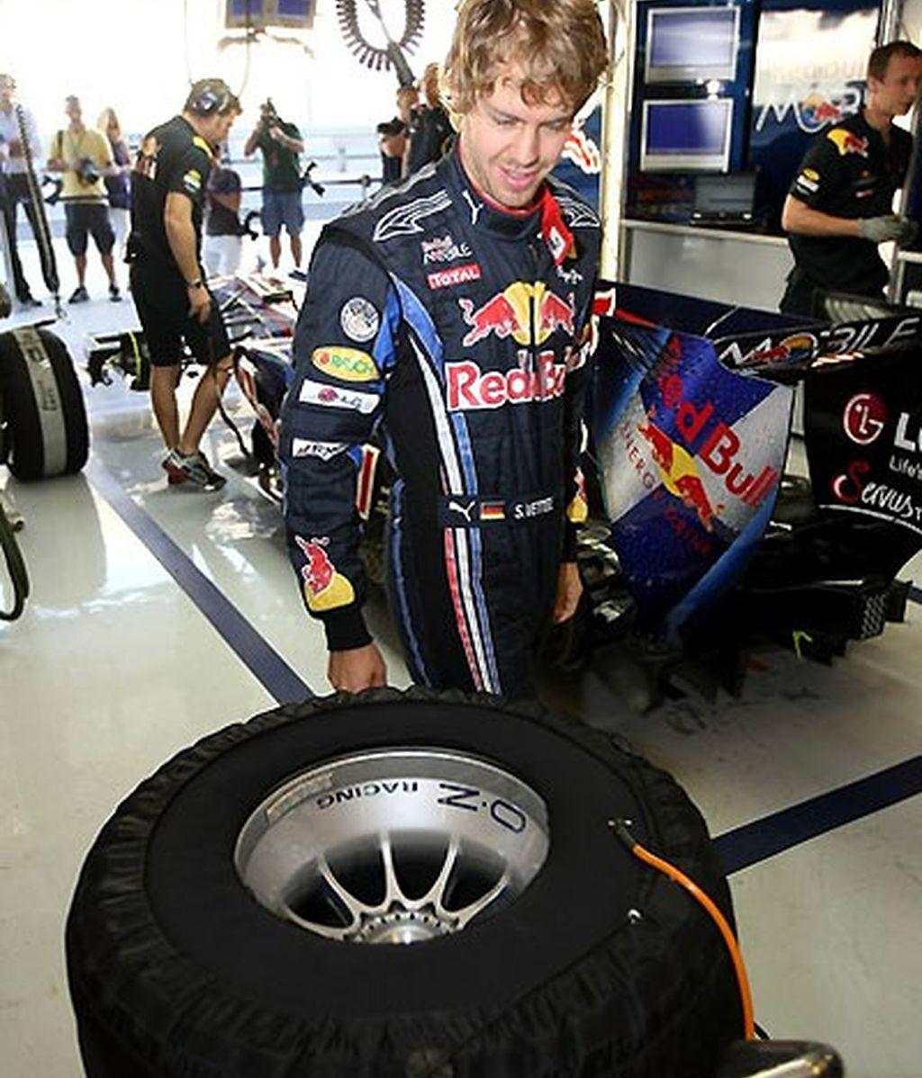 Sebastian Vettel. FOTO: Archivo.