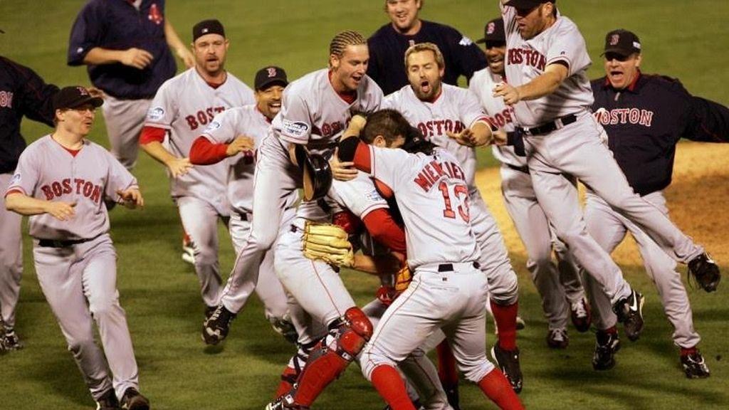 Los Boston Red Sox acaban con una maldición de 86 años