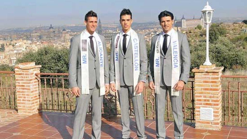 Mister España 2010