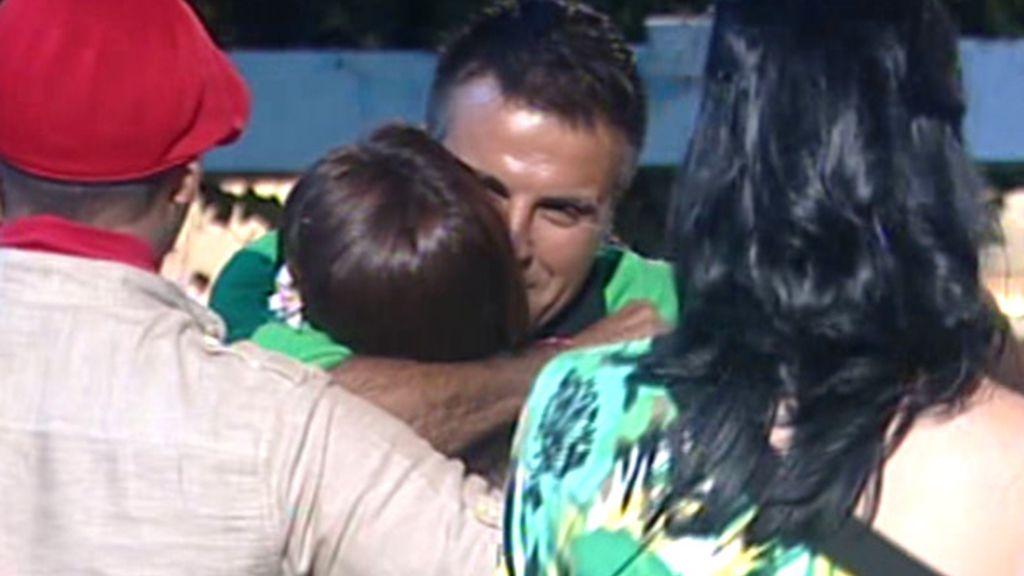 Pepe y Raquel ganan 'El reencuentro'