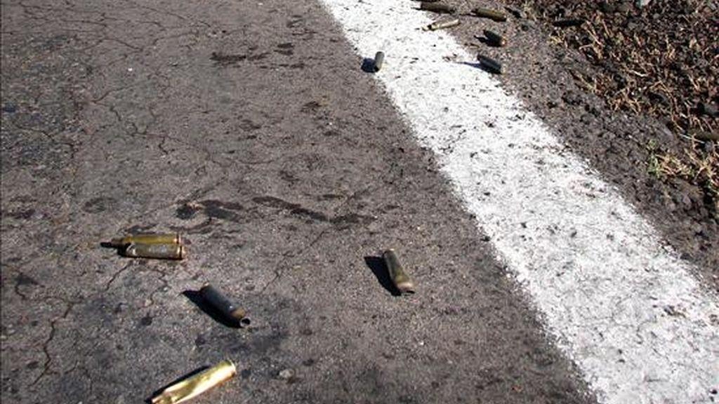 Las víctimas mortales fueron identificadas como Hortensia Villafuerte, de 60 años, y tres de sus nietos, Melvin, de 17; Sulman, de 12, y Sergio de 6, los tres de apellidos Pérez. EFE/Archivo