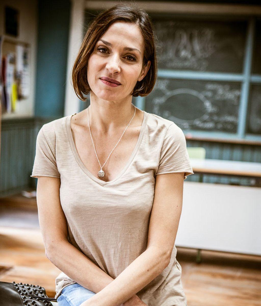 Isabel (Natalia Millán), madre de Lana y Diego