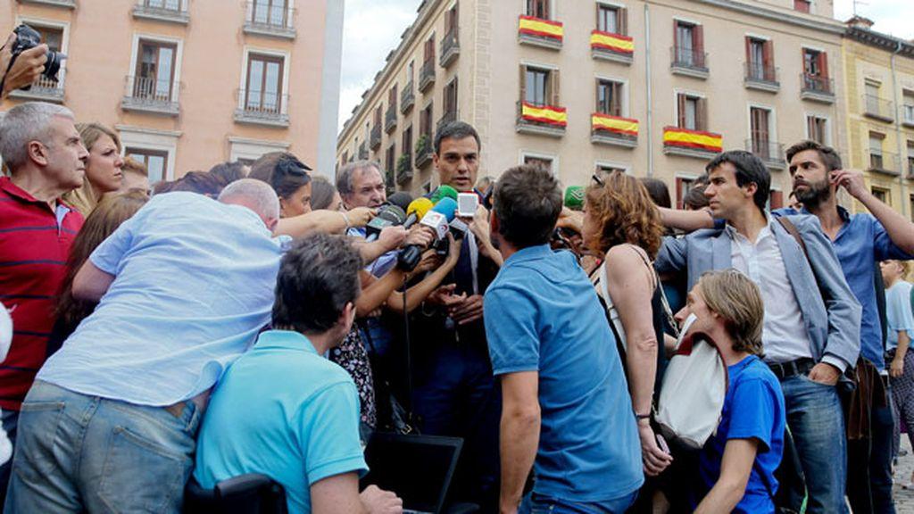 """Pedro Sánchez dice que Zerolo era un """"luchador que no perdió la sonrisa"""""""