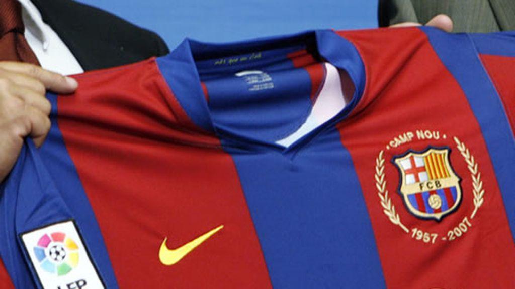 El Barcelona llevará publicidad