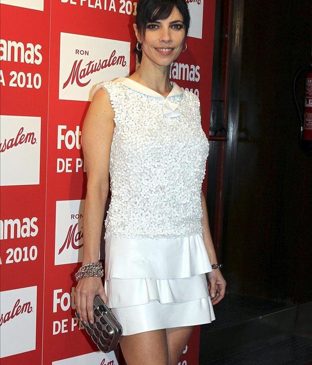 La actriz Maribel Verdú. EFE/Archivo