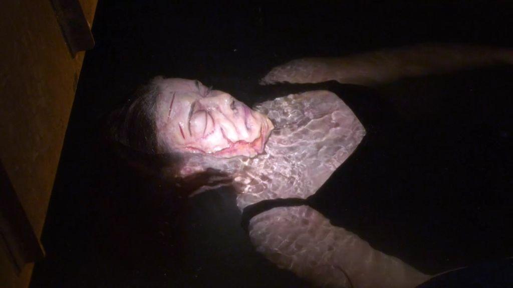 Una ducha sangrienta por dos cadáveres en la caldera