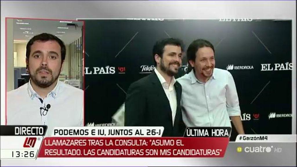La entrevista completa de Alberto Garzón